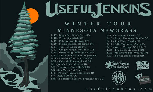 Useful Jenkins Winter Tour
